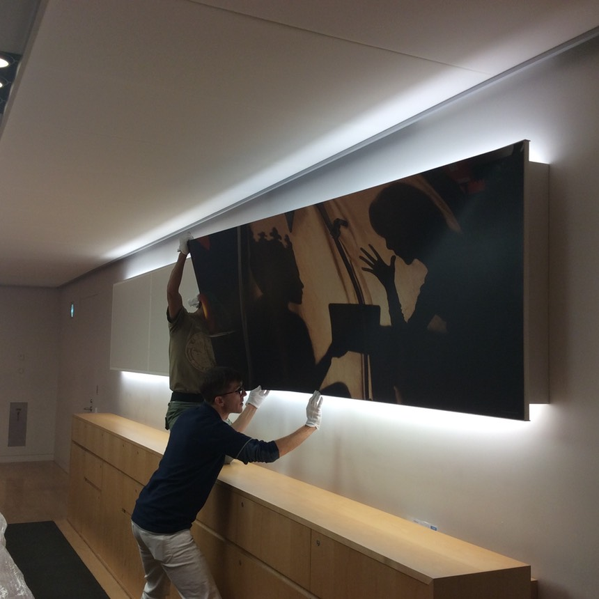 Apple Store Nagoya 2014   Interior Renovations / Retail Fit-Out